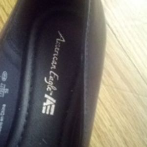 American Eagle Outfitters Shoes - American Eagle Black Flats